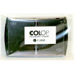 Colop stempelpude 2600/3600 pk. a 2 stk, sort