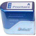 """Deskmate stempel med tekst: """"A prioritaire"""""""