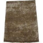 Cozy beige tæppe, 140x200 cm.