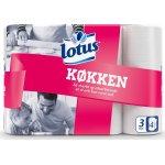 Lotus Køkkenrulle, 12 x 4 ruller