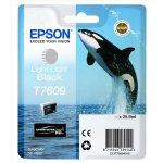 Epson T76094010 blækpatron,  25.9 ml, lys lys sort