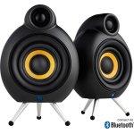 Podspeaker MicroPod Bluetooth højtalersæt, matsort