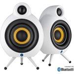 Podspeakers MicroPod Bluetooth højtalersæt, hvid