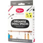 Sugru silikonegummi, Organise Small Spaces