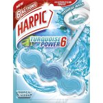 Harpic Wave Tropical Lagoon WC-blok, 1 stk.