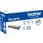 Brother TN2410 lasertoner, sort, 1200s