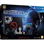 Sony PlayStation 4 Pro Special + Star Wars BF 2