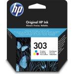 HP 303 blækpatroner, tri-farve, 165s