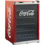 Scandomestic HighCube Coca-Cola Displayskab