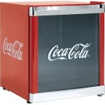 Scandomestic CoolCube Coca-Cola Displayskab