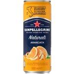 San Pellegrino m/appelsin 0,33 l