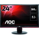 "AOC G2460PF 24"" gaming monitor, sort"