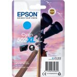 Epson T502 XL blækpatron cyan, 6.4ml