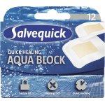 Salvequick Aqua Block plastre, 12 stk.