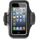 Belkin Sportsarmbånd iPhone 5/5s/5c/SE, sort/grå