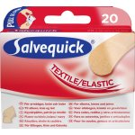 Salvequick Textile Plastre, 20 stk.