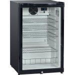 Scandomestic DKS 142 lille displaykøleskab, 115 L.