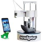 Sculpto Plus Pro 3D printer, 16x20x20cm (WPA2)