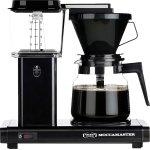 Moccamaster H931 Homeline AO Kaffemaskine, sort