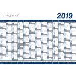 Mayland Kæmpekalender 2019, 1x13 mdr., vinyl, rør