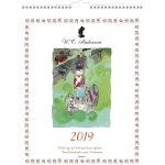 Mayland Familiekalender, HC Andersen, 6 kolonner