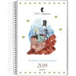 Mayland Spiralkalender, dag, m/2 illu. HC Andersen