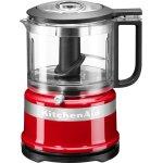 KitchenAid mini-foodprocessor, rød - 0,95 liter