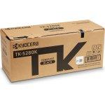 Kyocera TK-5280K Lasertoner, sort, 13.000s