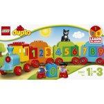 LEGO DUPLO 10847 Tog med tal, 1½-3 år