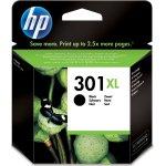HP No301XL blækpatron, blister, sort