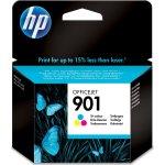 HP No901 blækpatron, blister, farve, 360s