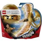 LEGO Ninjago 70644 Den gyldne dragemester, 8-14 år
