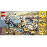 LEGO Creator 31084 Piratrutsjebane, 9-14 år