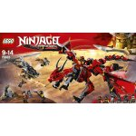 LEGO Ninjago 70653 Firstbourne, 9-14 år