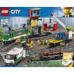 LEGO City 60198 Godstog, 6-12 år - HUSK batterier
