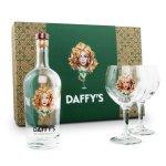 Daffy's Gin gaveæske m. 2 glas