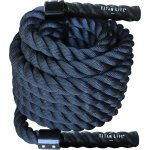 TITAN LIFE Gym rope, sort, 12m