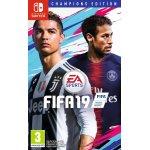 FIFA 19 - Champions Edition til Nintendo Switch
