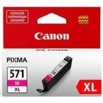 Canon CLI-571XL blæktank, blister, magenta