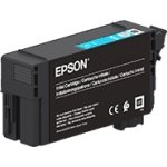 Epson T40C240 blækpatron (26ml), cyan