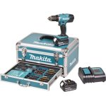 Makita Bore-/Skruemaskine 18V, 3.0Ah m/ kuffert