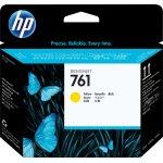 HP No761 printhoved, gul