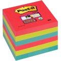 Post-it Super Sticky Notes 76 x 76mm, Bora Bora