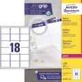 Avery L7161-100 Q.P. adr.etiketter, 63,5 x 46,6mm