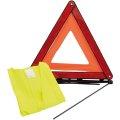 Rawlink advarselstrekant & sikkerhedsvest