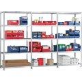 META Fix 150 kg, 100x60, 1 x hylde, Galvanis