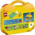 LEGO Classic 10713 Kreativ kuffert, 4-99 år