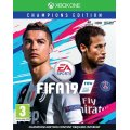FIFA 19 - Champions Edition til Xbox One