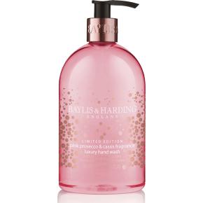 Baylis & Harding Pink Luxus håndsæbe, 500 ml