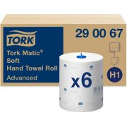 Tork Advanced Soft H1, 6 ruller